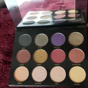 ISH gemstone eyeshadow palette 12 pan